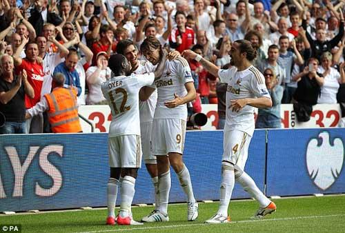 Arsenal - Swansea: Đến lúc phải thắng - 2