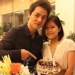 Ngôi sao điện ảnh - Đăng Khôi đón sinh nhật bên gia đình