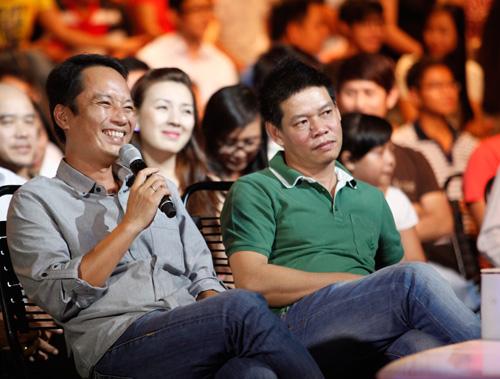 """Quốc Trung lại """"đá xoáy"""" Hương Giang - 3"""