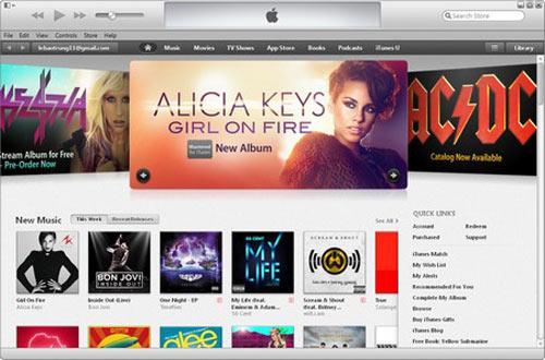 Apple iTunes 11 chính thức ra mắt - 1