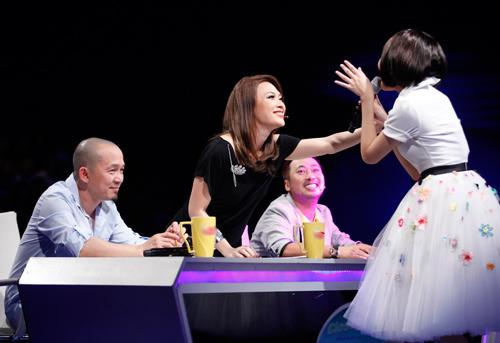 Vietnam Idol thơm lây Họa mi tóc nâu - 10