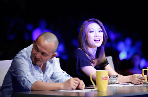 Vietnam Idol thơm lây Họa mi tóc nâu - 7