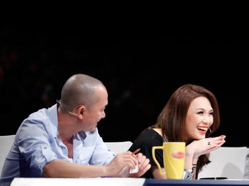Vietnam Idol thơm lây Họa mi tóc nâu - 8