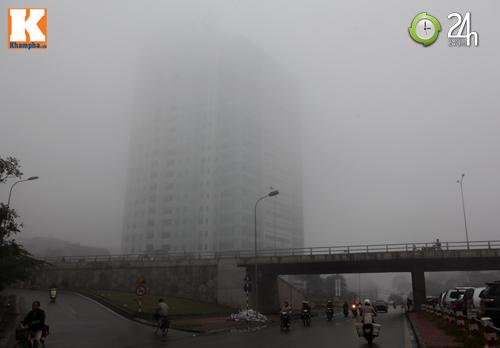 Hà Nội chìm trong sương mù - 9