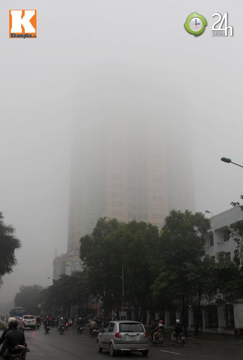 Hà Nội chìm trong sương mù - 8