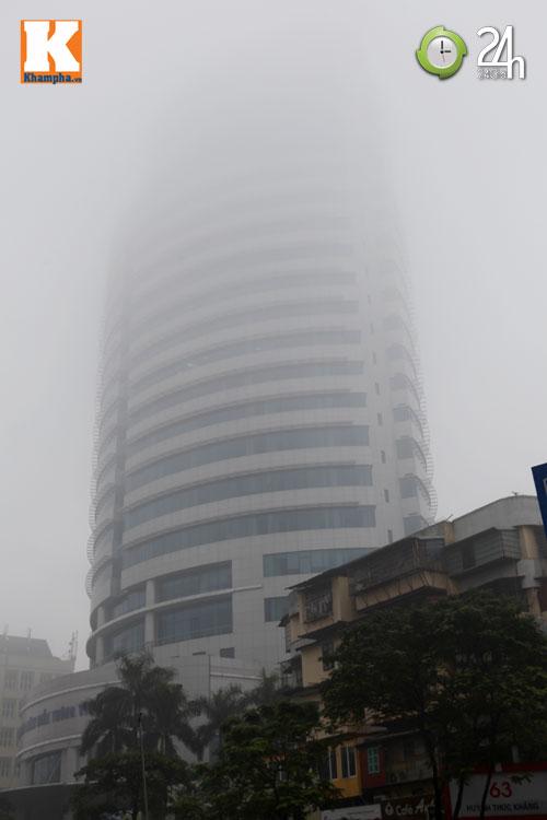 Hà Nội chìm trong sương mù - 4