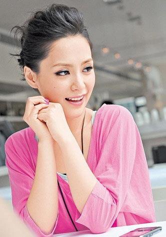 Chung Hân Đồng thừa nhận yêu trai Hàn - 5