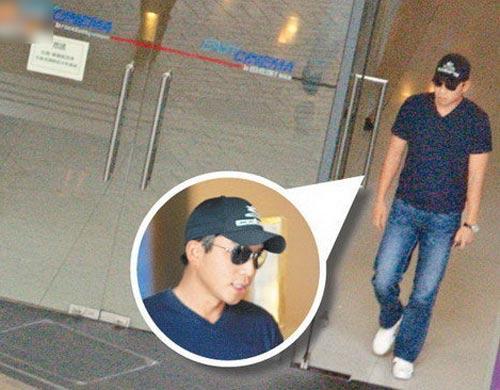 Chung Hân Đồng thừa nhận yêu trai Hàn - 3