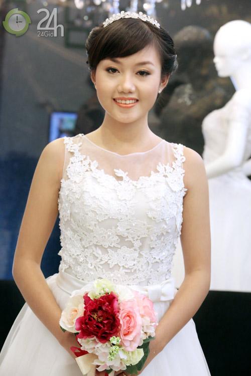 Váy cưới cho nàng dâu giản dị - 2
