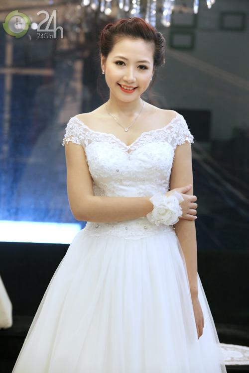 Váy cưới cho nàng dâu giản dị - 9