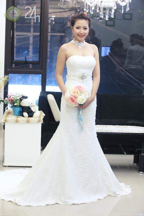 Váy cưới cho nàng dâu giản dị - 4