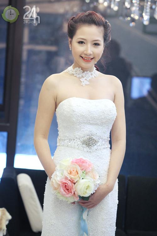Váy cưới cho nàng dâu giản dị - 3
