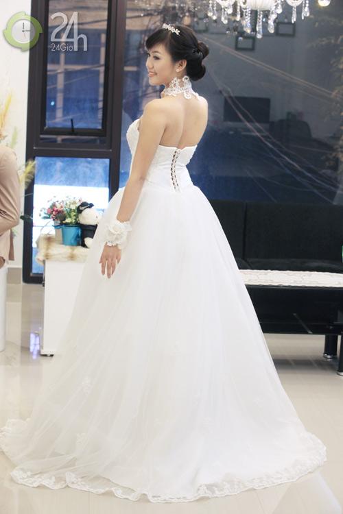 Váy cưới cho nàng dâu giản dị, Thời trang, vay cuoi, ao cuoi, phu kien, thoi trang, bo suu tạp thu dong, lam dep, tho nhuom, cua hang ao cuoi, sang trong, long lay