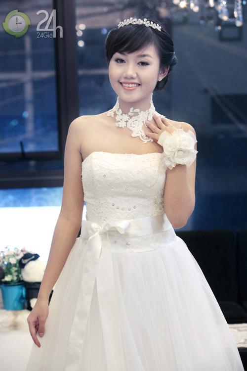 Váy cưới cho nàng dâu giản dị - 6
