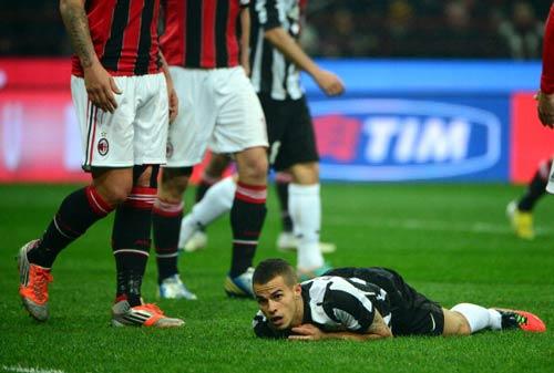 Juventus – Torino: Bà đầm nổi giận - 1