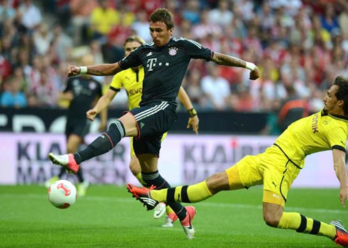 Bayern - Dortmund: Bundesliga kết thúc tại đây - 1