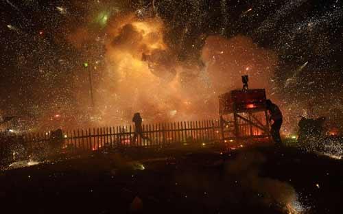 Những hình ảnh ấn tượng nhất tuần (25/11-1/12) - 9