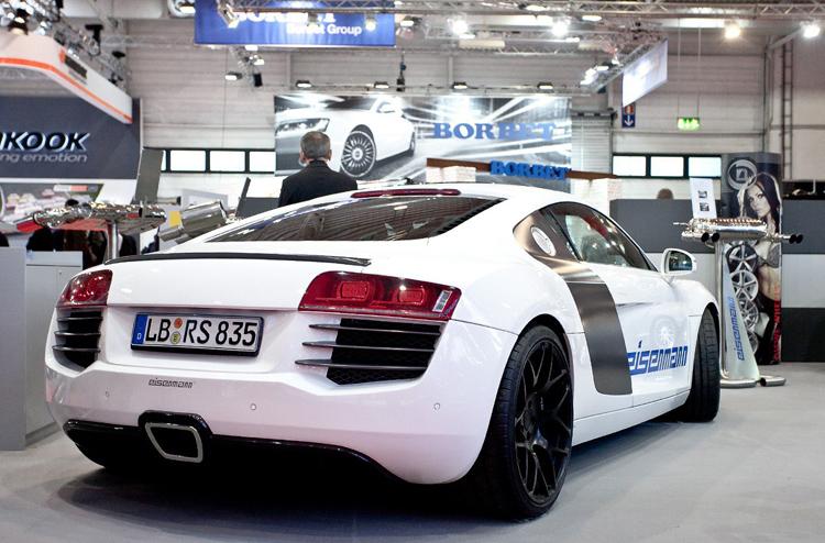 Essen Motor Show 2012 là triển lãm dành cho siêu xe độ, với sự hội tụ từ tất cả những chiếc siêu xe ở châu Âu.