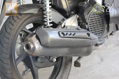 """Máy chém"" trên xe gắn máy - 3"
