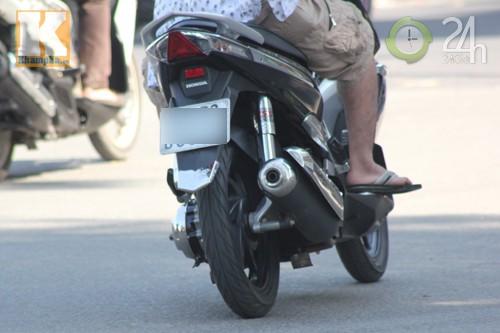 """Máy chém"" trên xe gắn máy - 2"