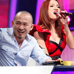 """Ca nhạc - MTV - Quốc Trung lại """"đá xoáy"""" Hương Giang"""