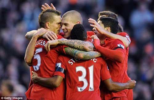 Liverpool-Southampton: Sống nhờ bóng chết - 1
