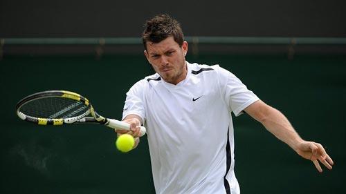 Chuyện bi hài tay vợt số 2 sau Murray - 1
