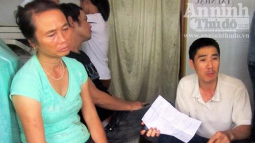 """Thai nhi tử vong, gia đình """"tố"""" bệnh viện - 1"""
