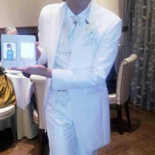 Làm đám cưới thật với cô dâu ảo - 2