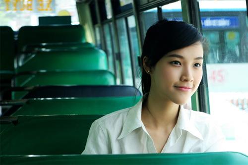 Hoa khôi hóa thôn nữ xinh đẹp - 9