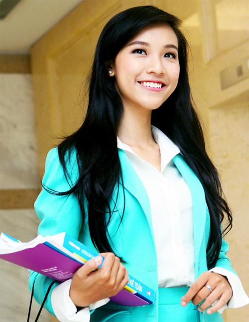 Hoa khôi hóa thôn nữ xinh đẹp - 13