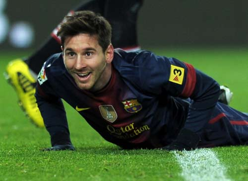 Messi: Ngày ấy đã cận kề - 2