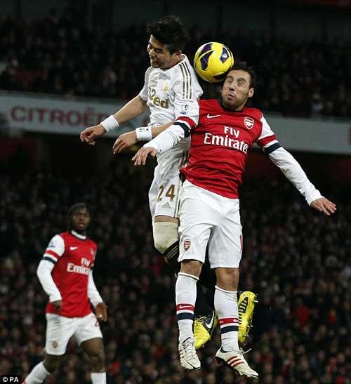 Arsenal: Mùa đông lạnh quá - 1