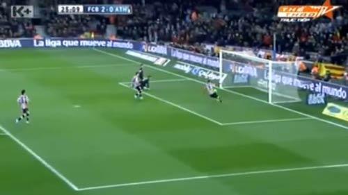 Chiếc giày vàng: Messi độc diễn - 2