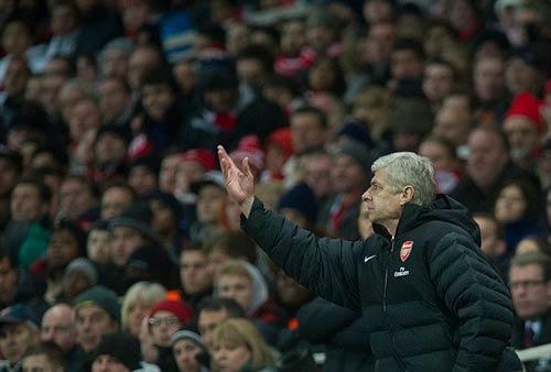 NHM Arsenal bất mãn với đội nhà - 3