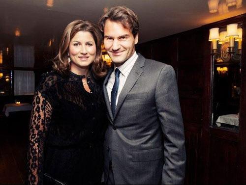 Không có Mirka thì không có Federer - 1
