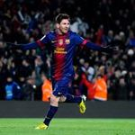 Bóng đá - Chiếc giày vàng: Messi độc diễn