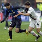 Bóng đá - Inter - Palermo: Pha đốt đền tai hại