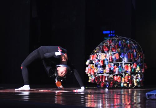 Got Talent: Cụ bà nhảy Gangnam Style - 12