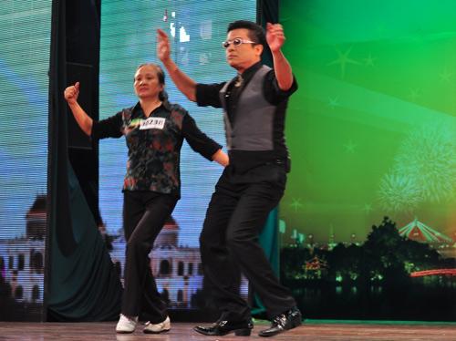 Got Talent: Cụ bà nhảy Gangnam Style - 2