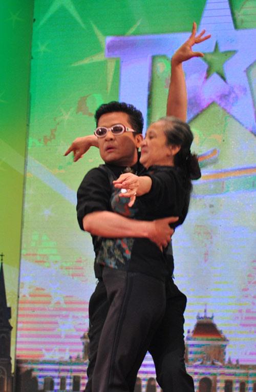 Got Talent: Cụ bà nhảy Gangnam Style - 4