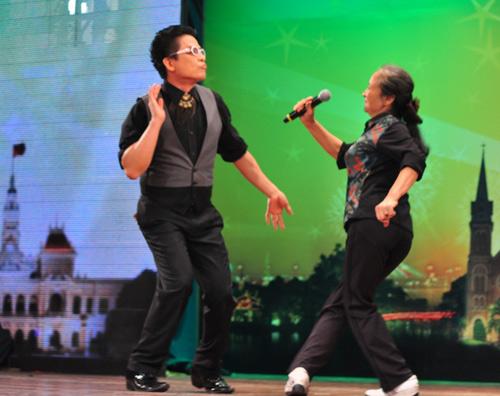 Got Talent: Cụ bà nhảy Gangnam Style - 5