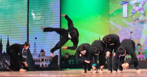 Got Talent: Cụ bà nhảy Gangnam Style - 6