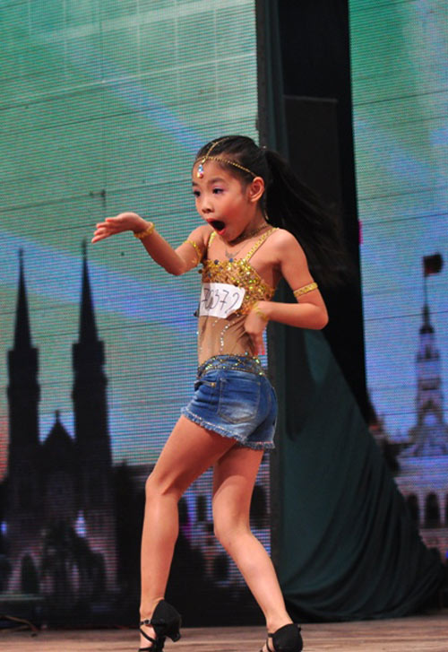 Got Talent: Cụ bà nhảy Gangnam Style - 8