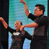 Got Talent: Cụ bà nhảy Gangnam Style