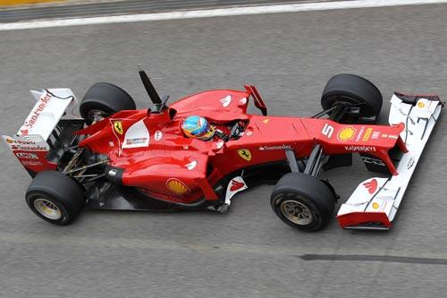 Ferrari: 2013 sẽ là một mùa giải khó khăn - 1
