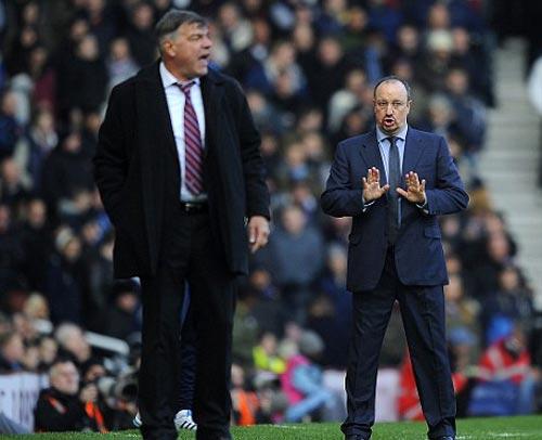Thua trận, Benitez âu sầu về Liverpool - 2