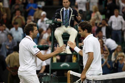 5 cú ngược dòng ngoạn mục nhất tennis nam 2012 - 2
