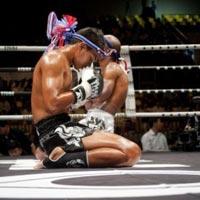 Video: Karate không phải đối thủ của Muay Thai