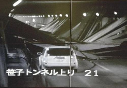 Nạn nhân vụ sập hầm ở Nhật: Ít hi vọng - 1